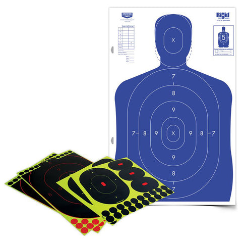 Birchwood Casey Shoot-N-C Target Silhouette Kit