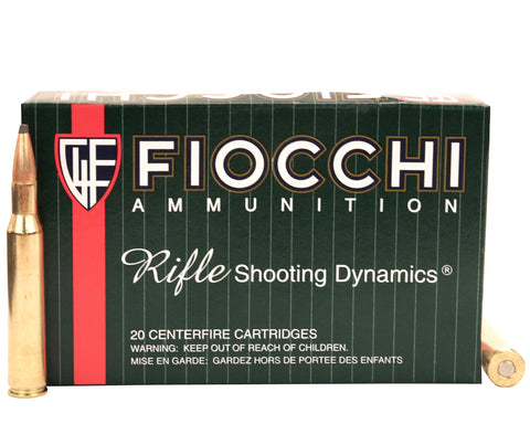 Fiocchi 270WIN 150gr Pointed Soft Point
