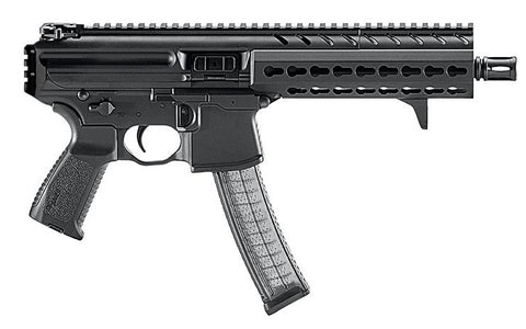 Sig Sauer MPX 9mm Pistol - First Responders Only