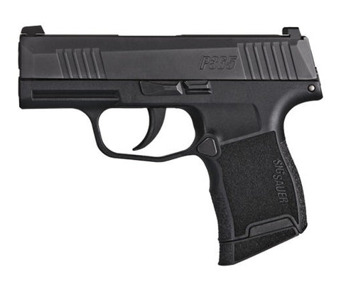 Sig Sauer P365 Nitron Micro-Compact 9mm w/Night Sights