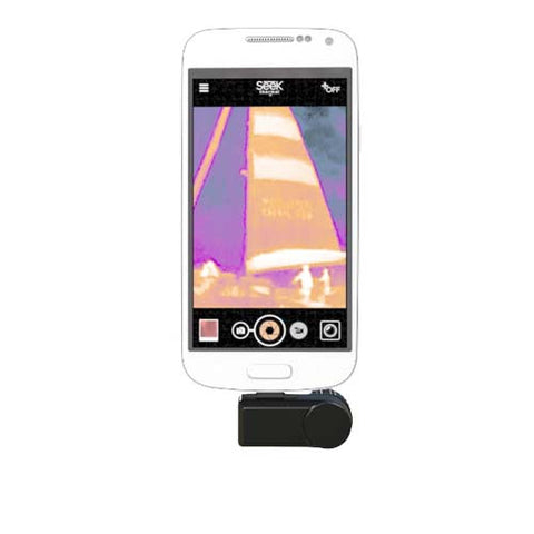 Seek Thermal Extended Range Smart Phone Thermal Imaging Camera