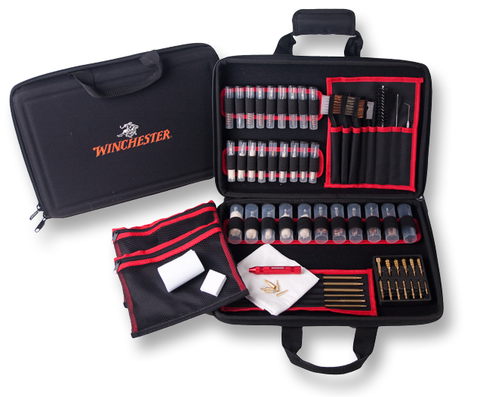 Winchester 68 Piece Delux Universal Cleaning Kit
