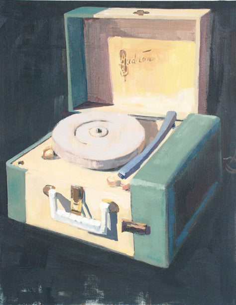 Audition Record Player