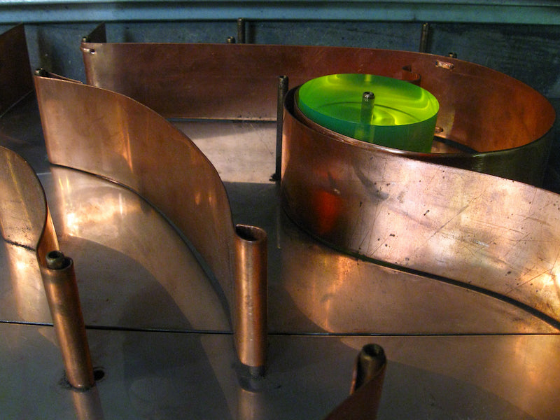 Lucious Copper Curves