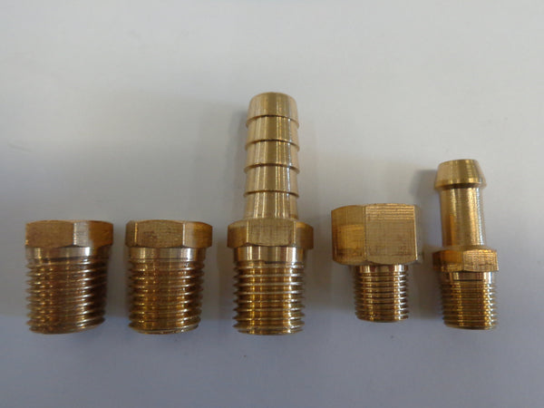 Mechanical Fuel Pump Fitting Kit