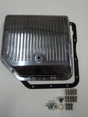 TH-350 Polished Aluminum Transmission Pan