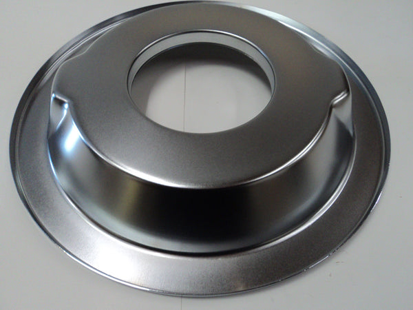 "14"" Recessed Chrome Air Cleaner Base"