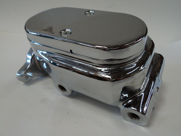 Chrome Smooth Master Cylinder