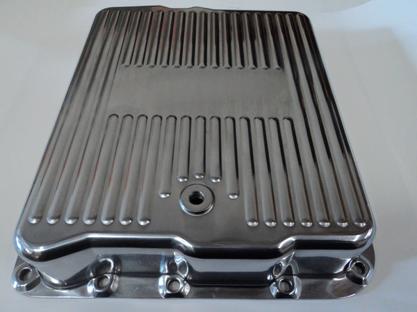 from Lance 700r4 tranny pan design