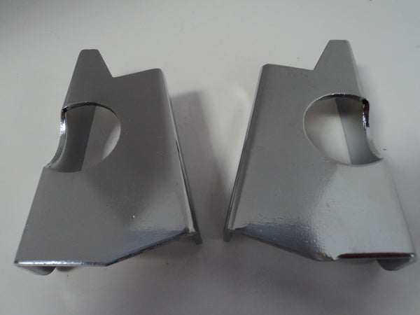 Chrome Brake Booster Brackets For GM vehicles