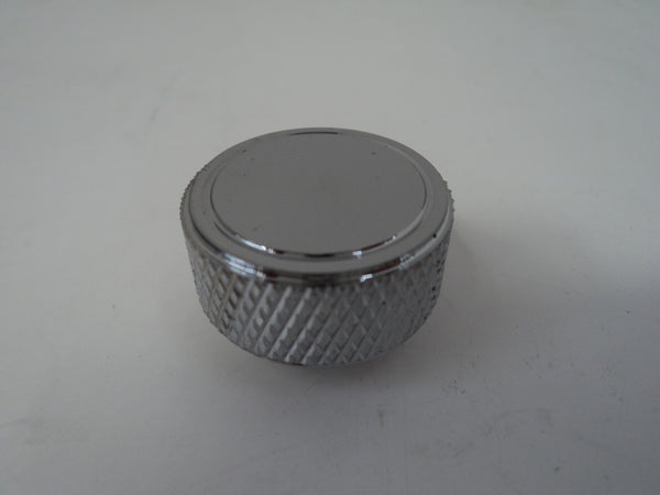 Knurled Chrome Wing Nut