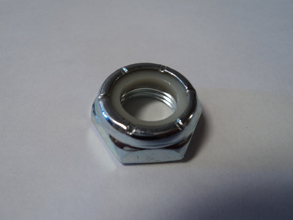 GM Chrome Power Steering Pulley Nut