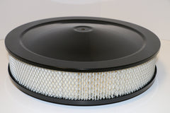 14 X 3 Black Air Cleaner Standard Base