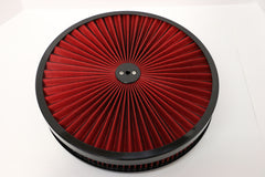14 X 2 High Flow Air Cleaner Standard Base Washable