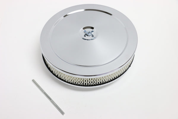 "10"" Chrome Air Cleaner"