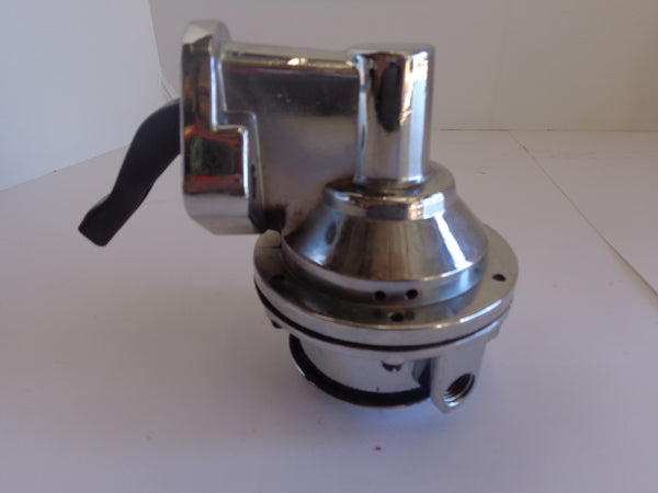 BB Chevy Chrome Mechanical Fuel Pump