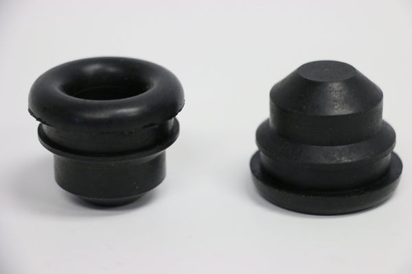 "Rubber Grommet Plugs for Steel Valve Covers 3/4"" I.D."