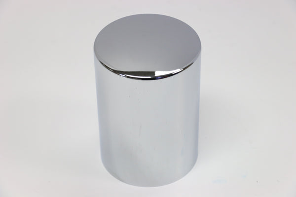 Chrome Oil Filter Cover Tall 5 3/16""