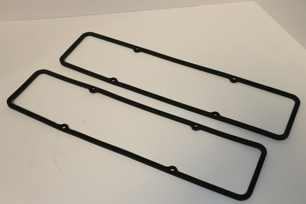 SB Chevy Steel Core Rubber Valve Cover Gaskets