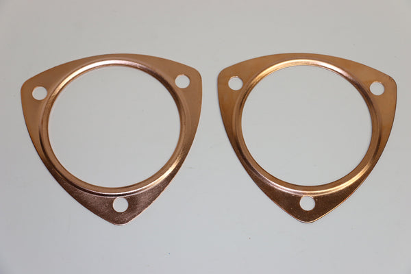 "3 1/2"" Copper Collector Gaskets"
