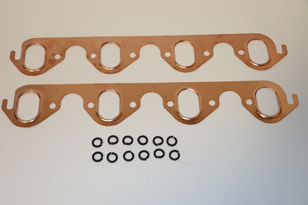 BB Ford Copper Header Gaskets