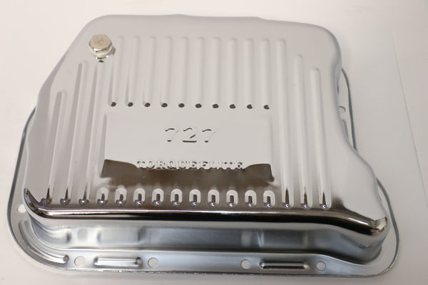 Mopar 727 Deep Chrome Transmission Pan