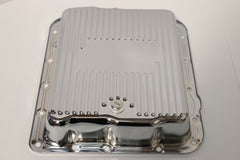 700R4 Chrome Transmission Pan