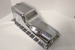 BB Chevy Polished Aluminum Oil Pan 1991-04
