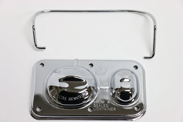 GM 1967-80 Chrome Master Cylinder Cover