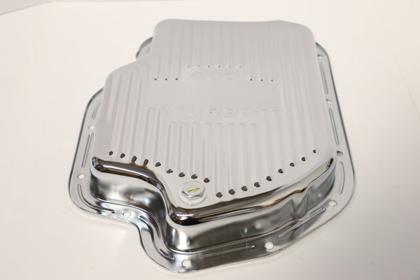 TH-400 Chrome Transmission Pan