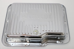 Powerglide Chrome Transmission Pan