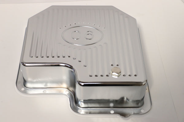 Ford C-6 Deep Chrome Transmission Pan