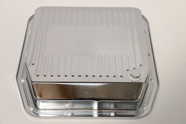 Ford AOD Chrome Transmission Pan