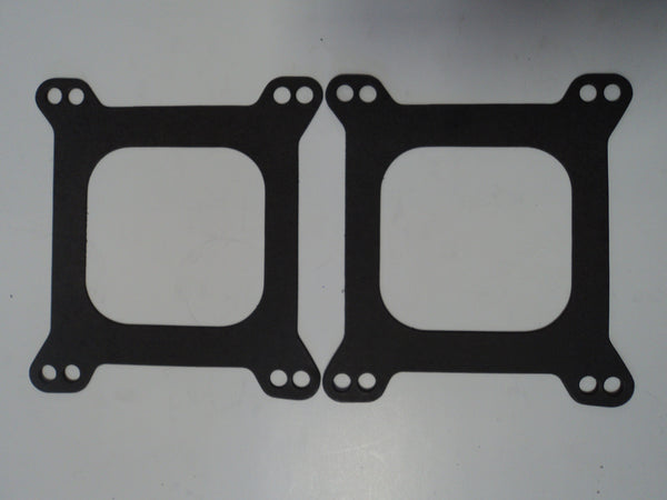 Open Carburetor Gasket 4bbl. (Pair)