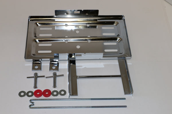 Stainless Steel Universal Battery Tray