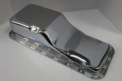 Ford FE Chrome Oil Pan