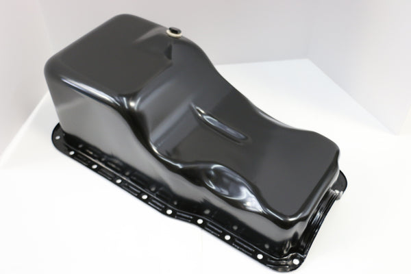 Ford 351W Black Oil Pan