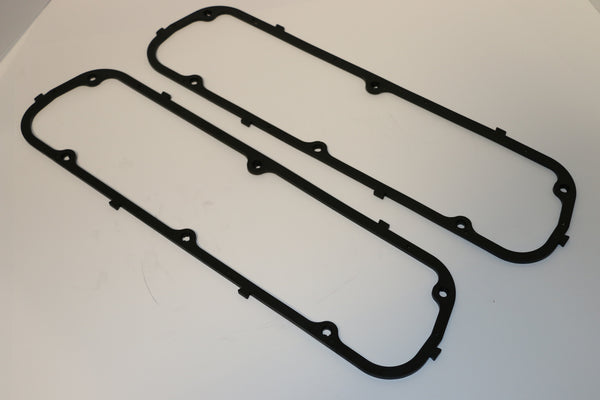 SB Ford Steel Core Rubber Valve Cover Gaskets