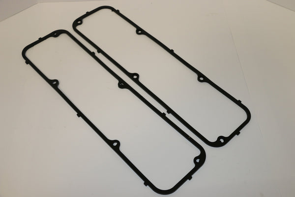 Ford FE Steel Core Rubber Valve Cover Gaskets