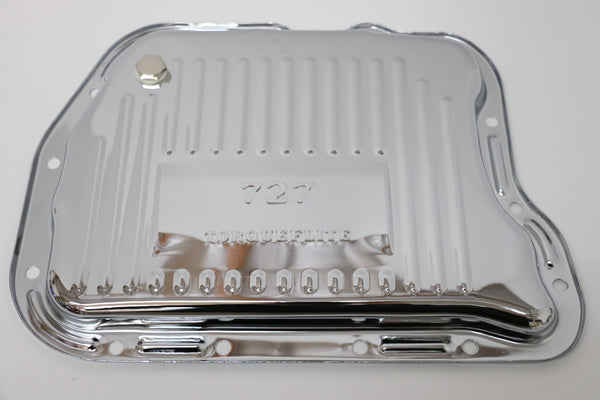 Mopar 727 Chrome Transmission Pan