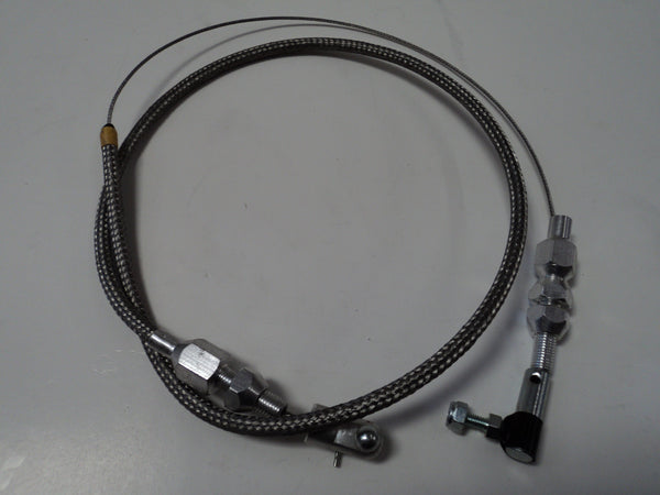 Stainless Steel Universal Braided Throttle Cable