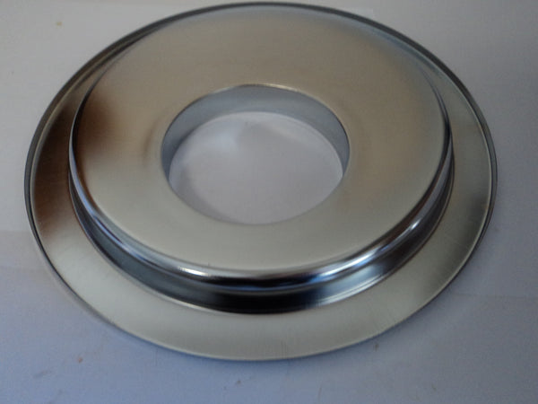 "14"" Offset Chrome Air Cleaner Base"