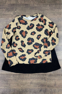 Woman Lilly Leopard Top