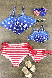 Mom & Me - Miss. USA Two Piece Bikini Swimsuit