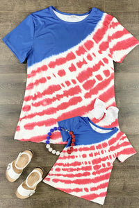 Mom & Me - Red, White & Blue Tops