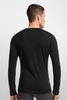 Icebreaker Oasis Long Sleeve Henley - Men's