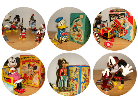 I Was Very Influenced By Disney It Is Like A Part Of Myself Out This Came My Passion For Items From The 1930s And 40s