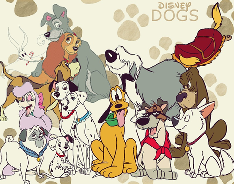 Top Dogs: Disney's Most Beloved Canine Characters – Hour Loop