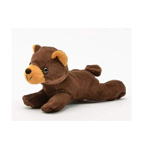 Unipak 1122BR Brown Bear, Plush Toy, 5-inch High