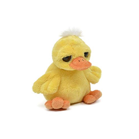 Unipak 8800DU Plumpee Buggies Duck Plush Animal Toy, 5-inch Height